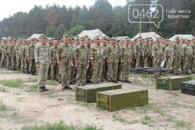 «Північна фортеця». В Черниговской области стартовали тактические учения, фото-6