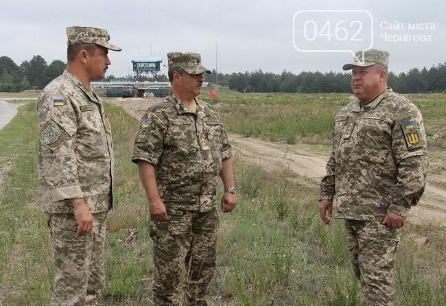 «Північна фортеця». В Черниговской области стартовали тактические учения, фото-7