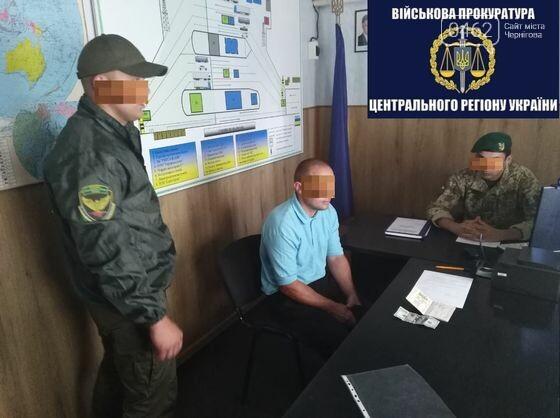 Белорус за взятку пытался приехать в Черниговскую область, фото-1