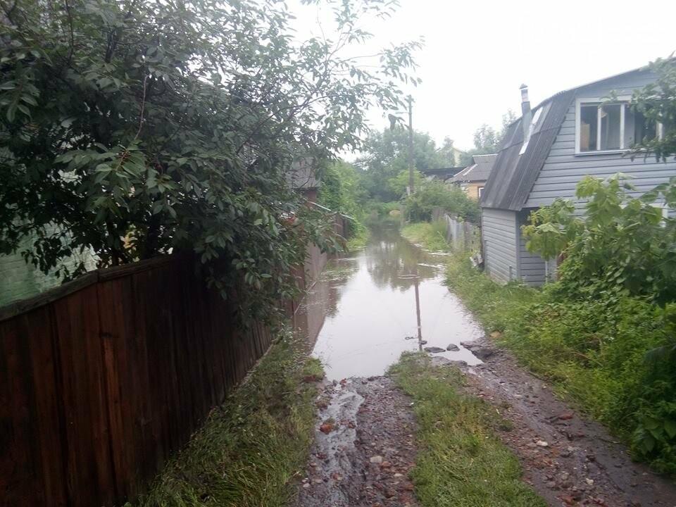 Черниговские улицы утонули, фото-14