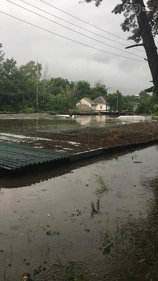 Черниговские улицы утонули, фото-19