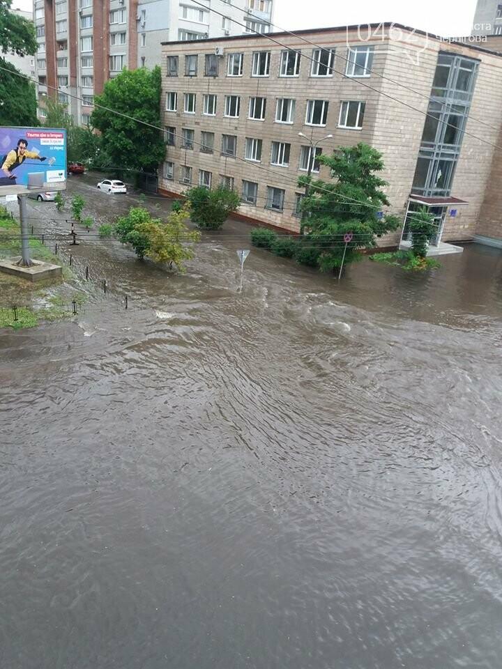 Черниговские улицы утонули, фото-23