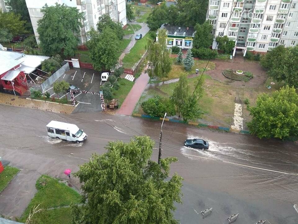 Черниговские улицы утонули, фото-17