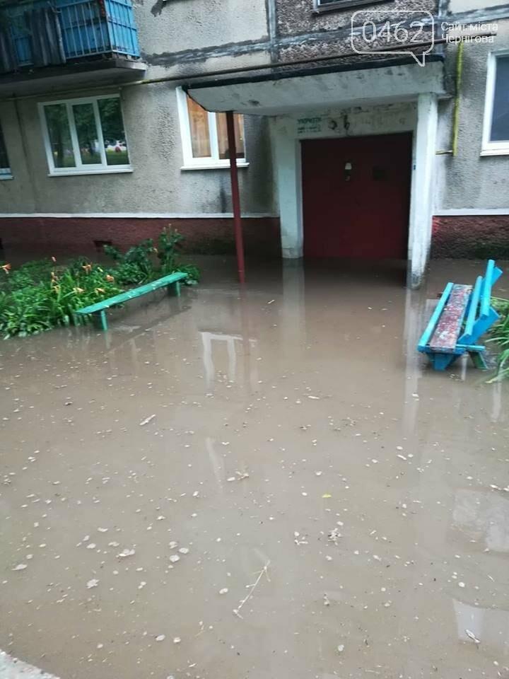Черниговские улицы утонули, фото-26