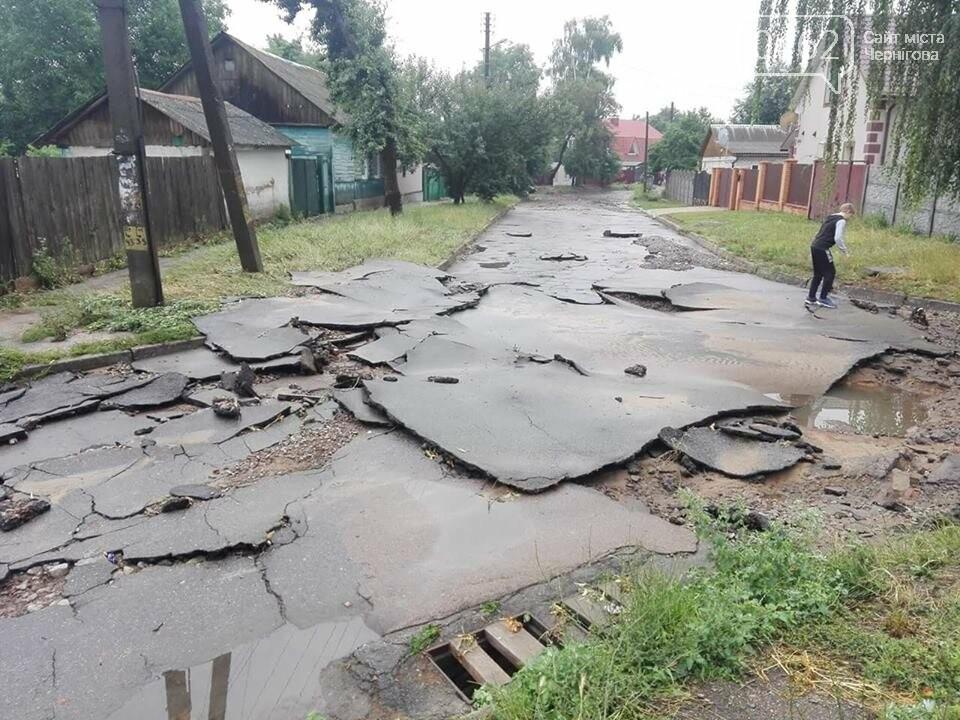 Черниговские улицы утонули, фото-12