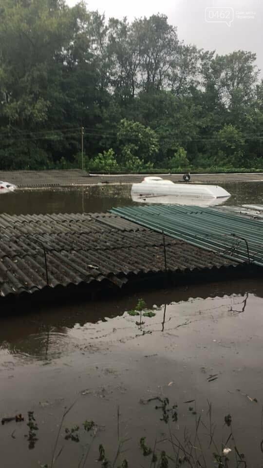 Черниговские улицы утонули, фото-20