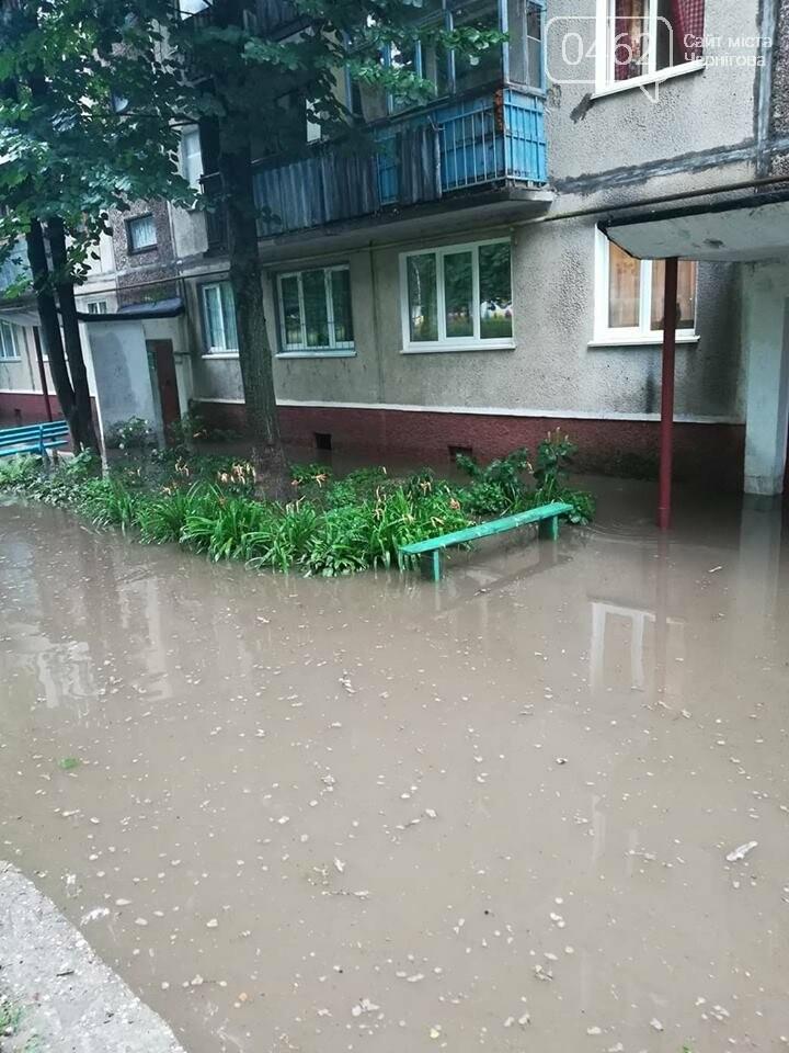 Черниговские улицы утонули, фото-25