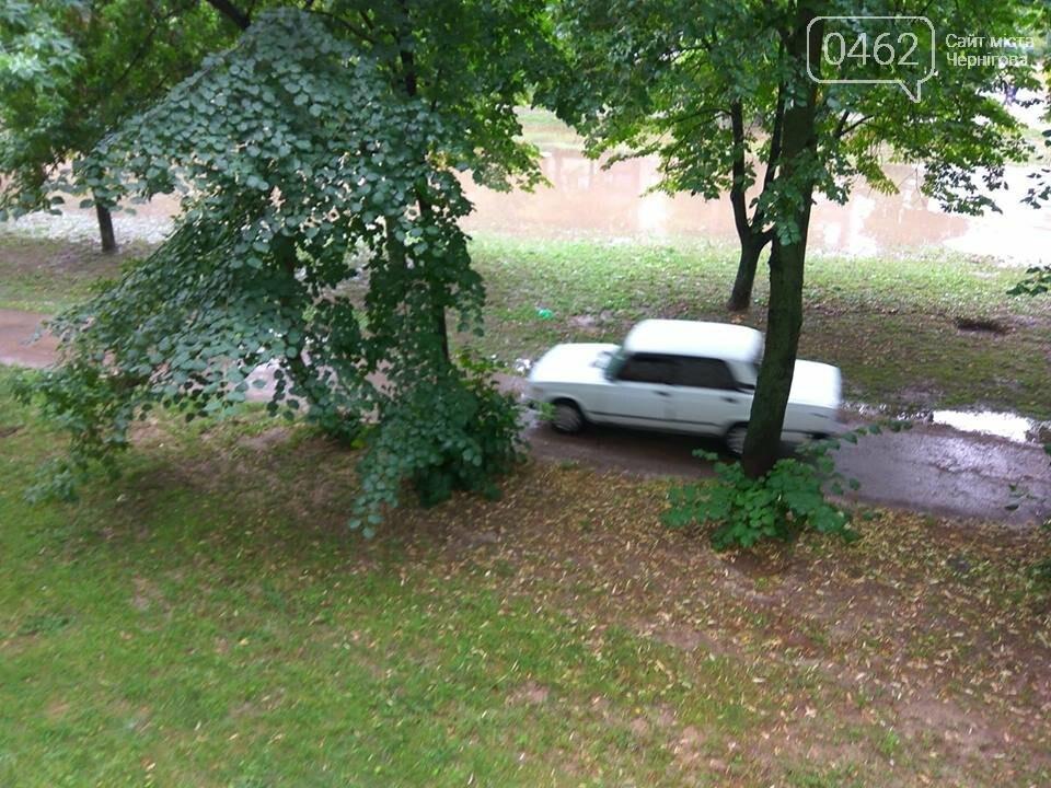 Черниговские улицы утонули, фото-3