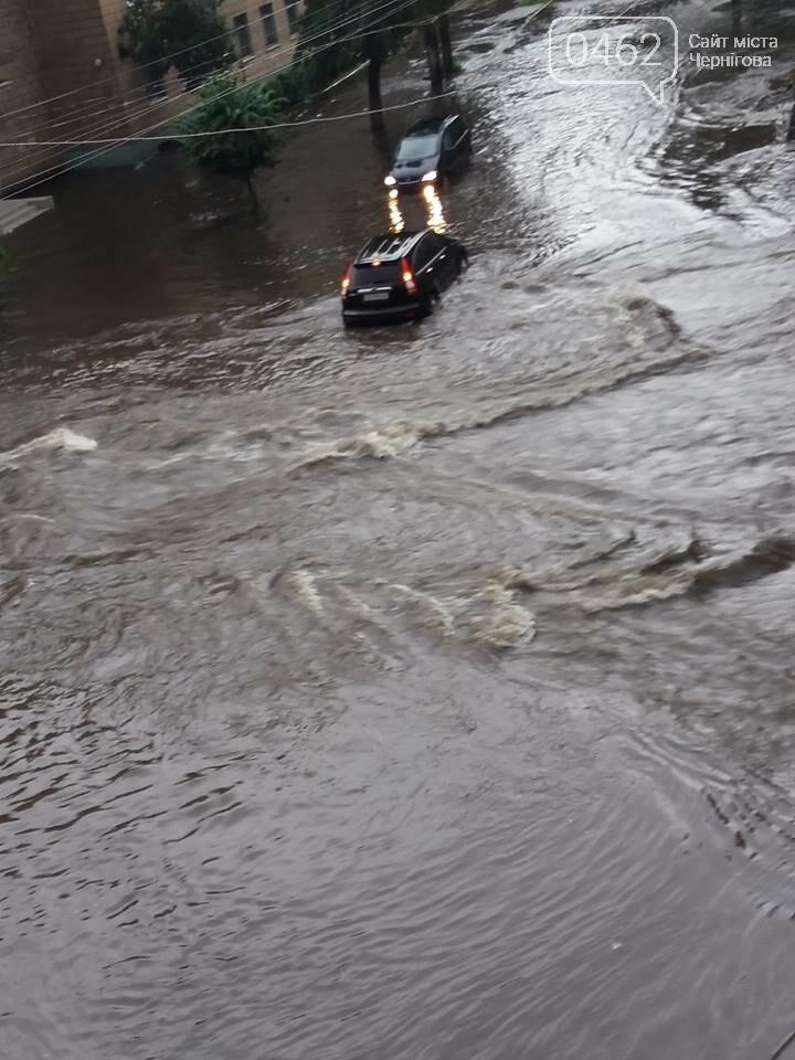 Черниговские улицы утонули, фото-22
