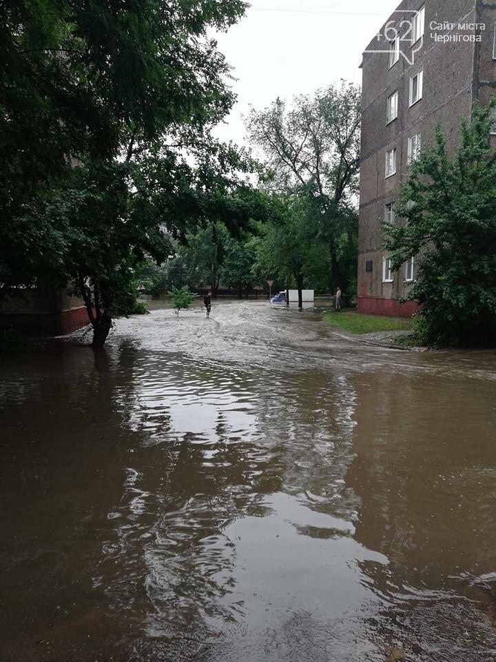 Черниговские улицы утонули, фото-28