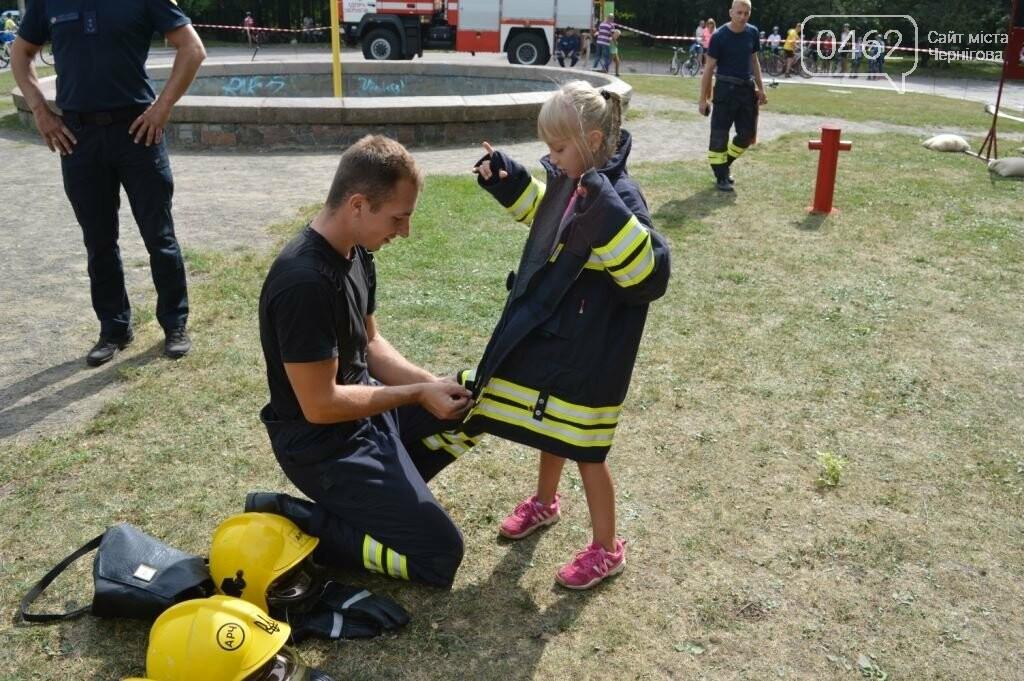 Чернігівські рятувальники показали свої здібності у новому виді змагань, фото-8