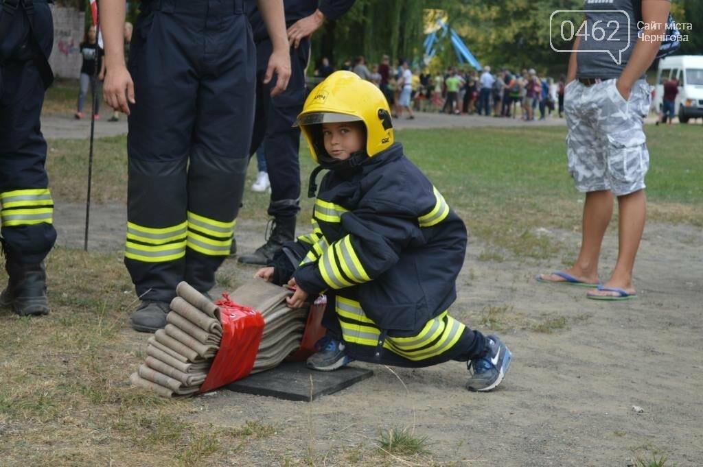 Чернігівські рятувальники показали свої здібності у новому виді змагань, фото-6