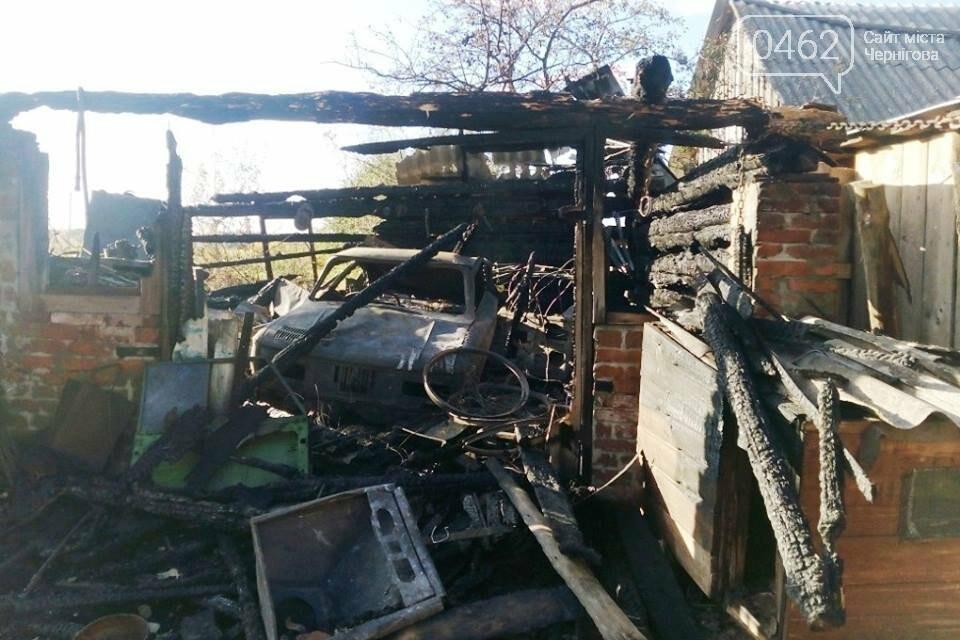 За минулу добу на Чернігівщині ліквідовано 9 пожеж, фото-2