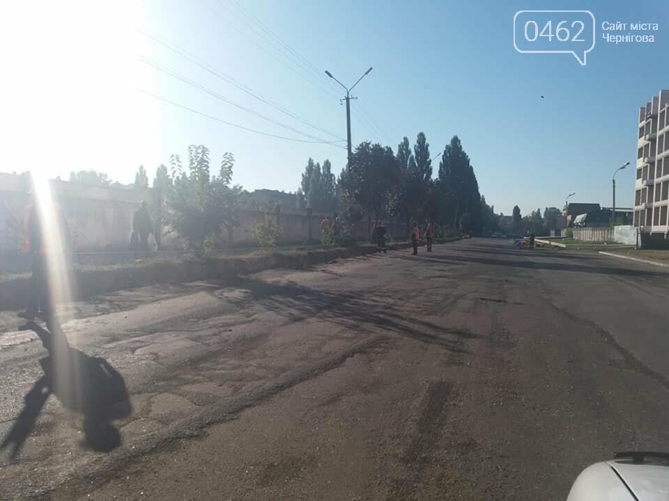 На вулиці Жабинського розпочався капітальний ремонт дороги, фото-1