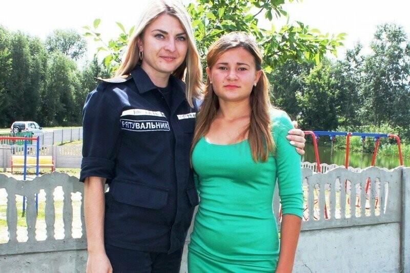 Президент нагородив юну рятувальницю з Чернігова, фото-3