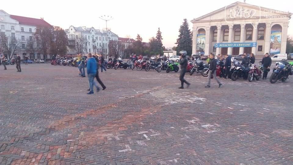 У Чернігові вшановували пам'ять загиблих байкерів, фото-2