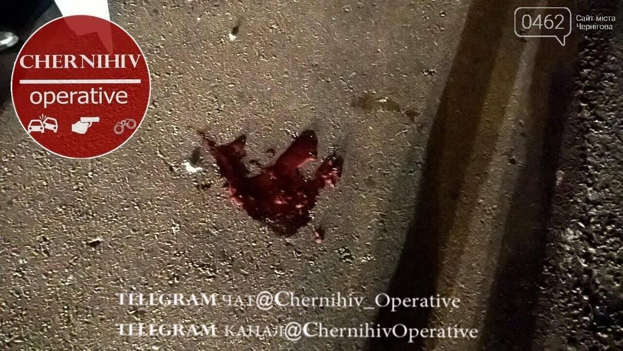 У Чернігові дідусь збив жінку на пішоходному переході, фото-3