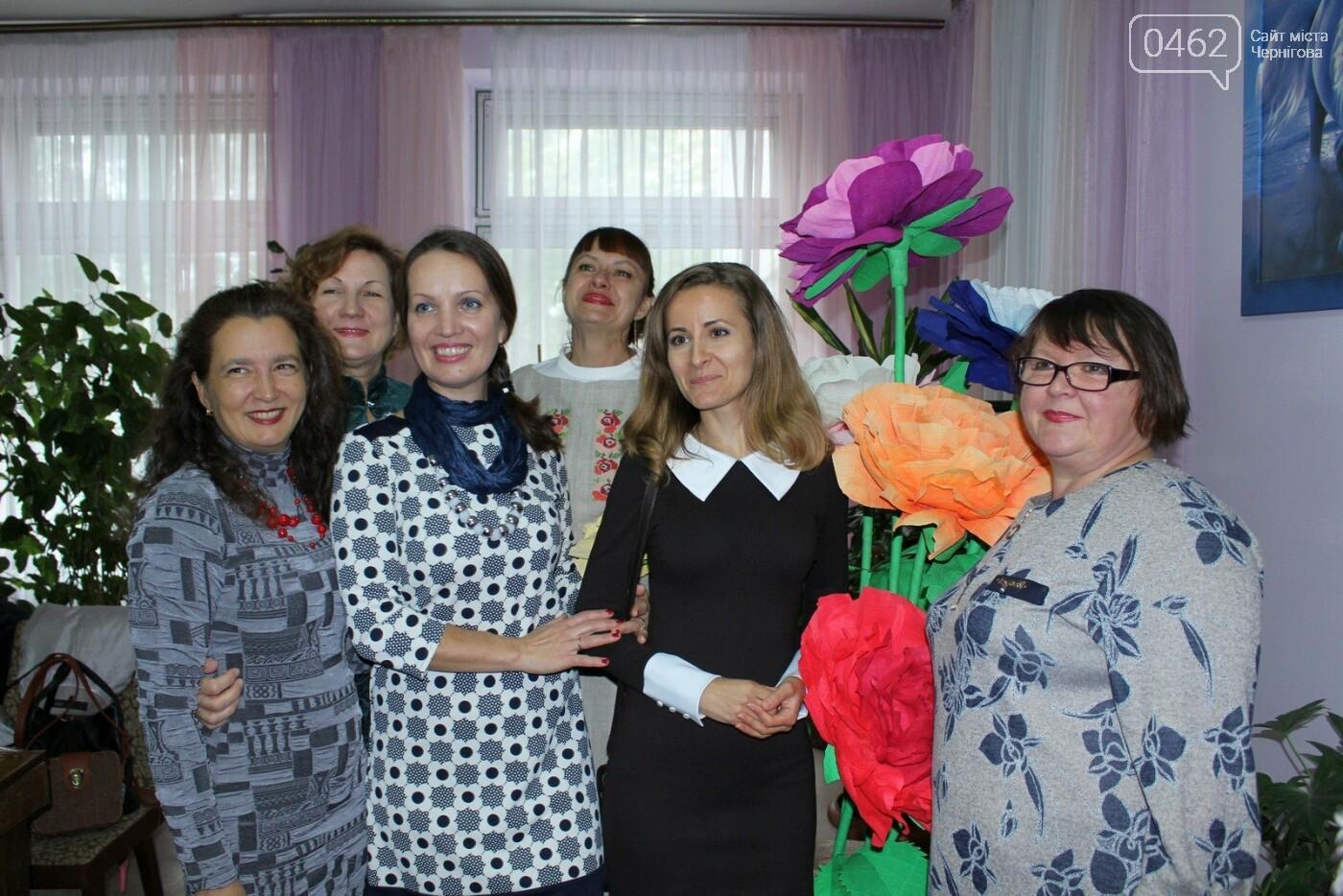 У Чернігові святкували 25-річчя «Спілки жінок Чернігівщини»., фото-1