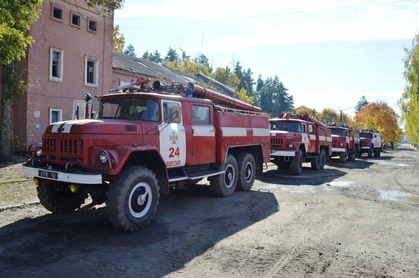 Всі постраждалі населені пункти Ічнянського району очищені від вибухонебезпечних предметів, фото-1