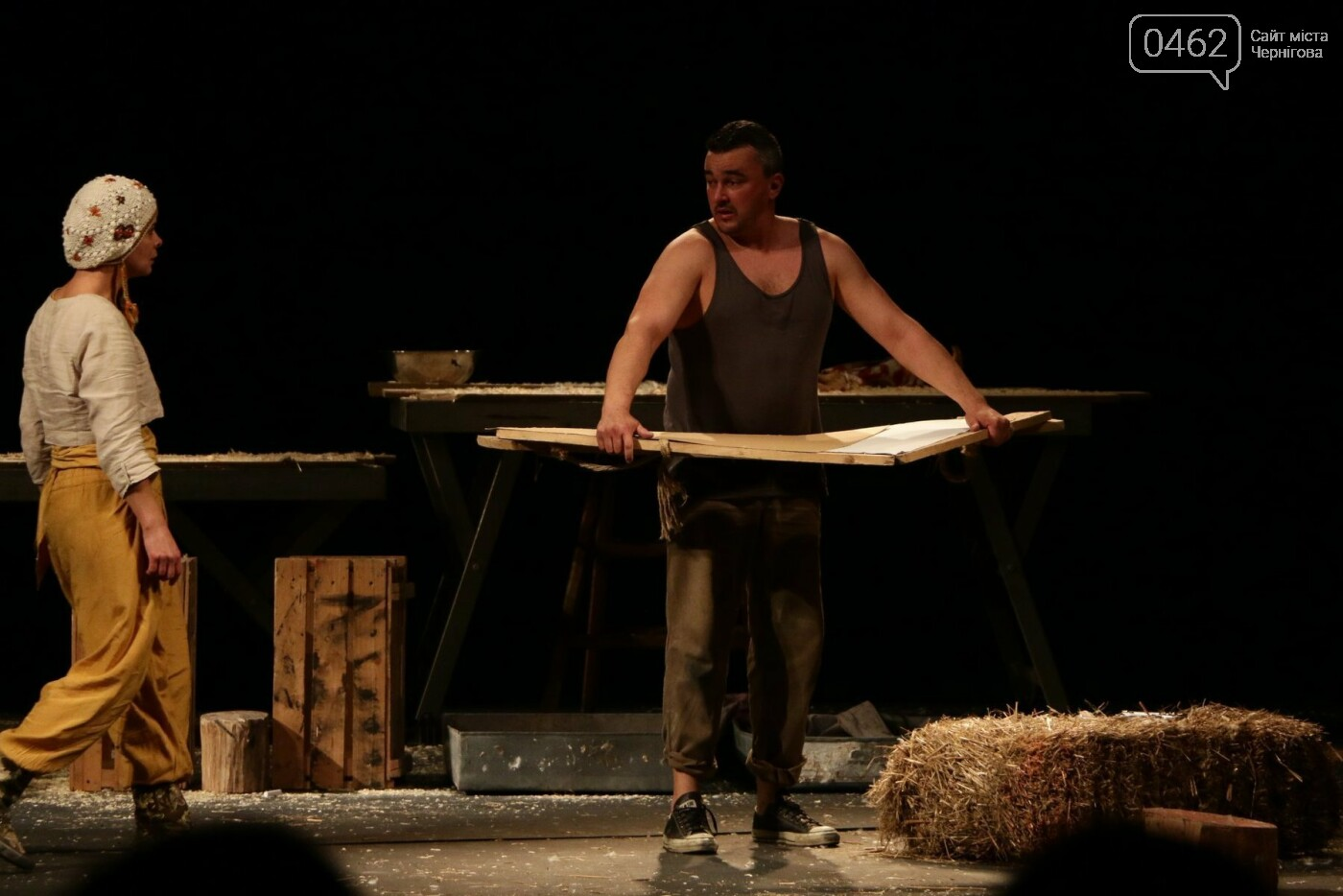 """У драмтеатрі розпочались """"Слов'янські театральні зустрічі"""", фото-3"""