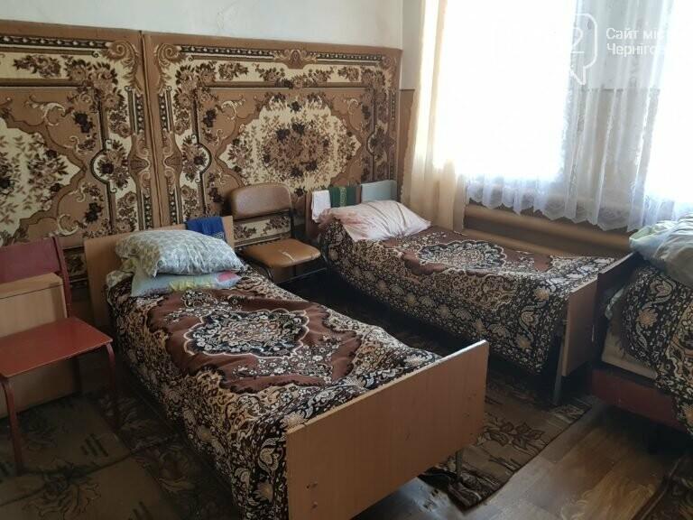 Отдых на полу и мясо, съеденное санитарами. Пациентов психбольницы в Черниговской области обделяют, фото-1