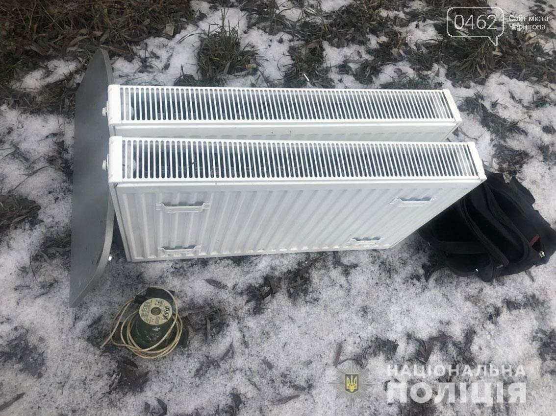 Серийные воры, промышлявшие в Черниговской области, поймались после 10 краж, фото-3