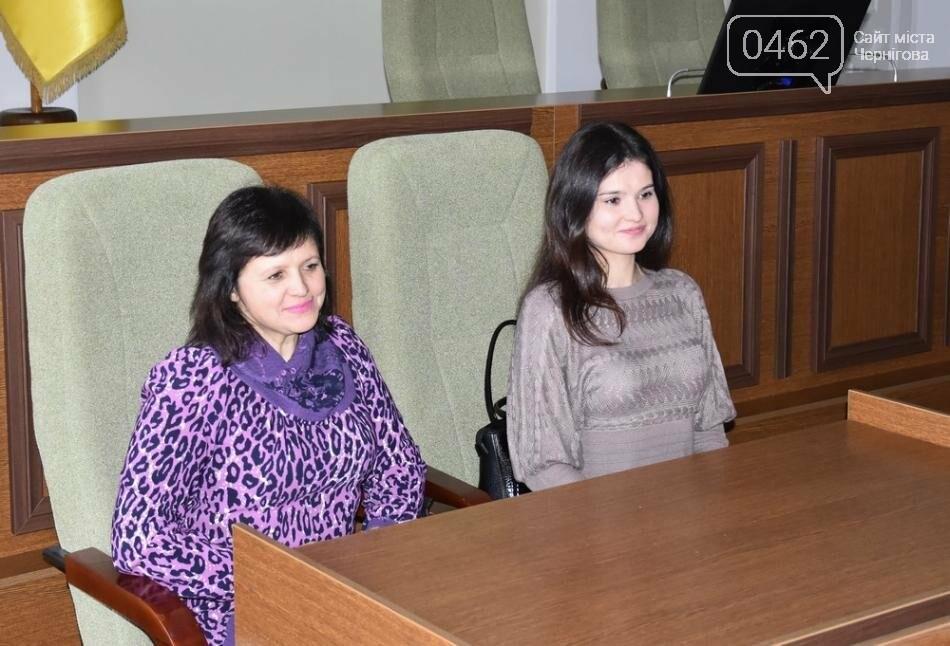 У Чернігові вперше створили дві патронатні сім'ї, фото-1