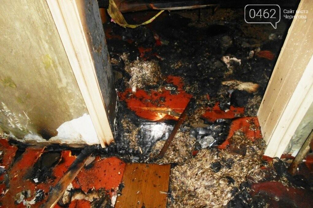 В пожаре в Ичне погибла пара  пенсионеров, фото-2