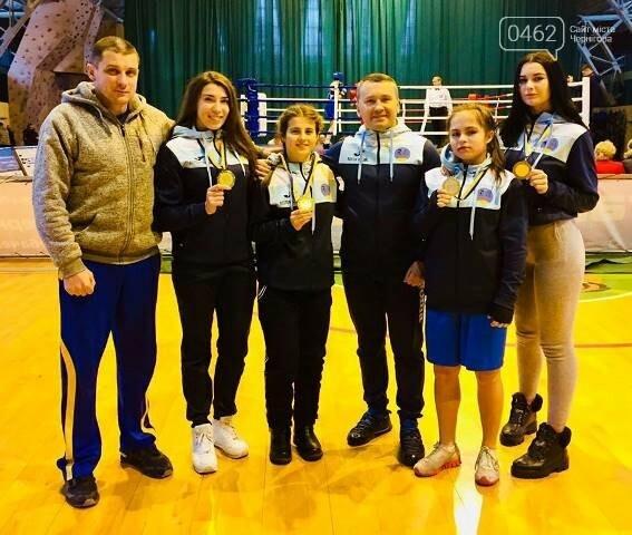 Чернігівка стала чемпіонкою України з боксу, фото-1