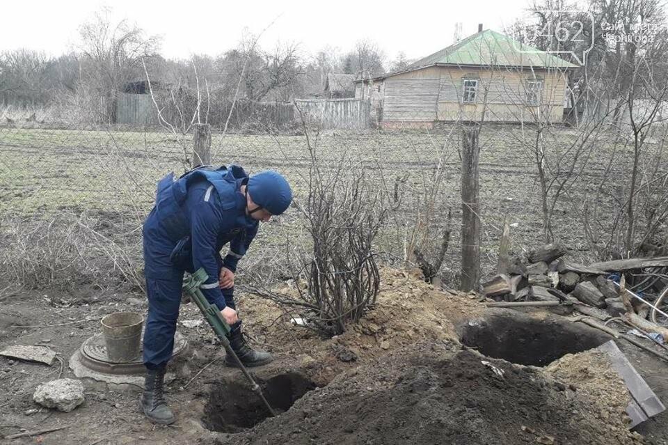 В Черниговском районе обнаружили два снаряда времен Второй мировой войны, фото-2