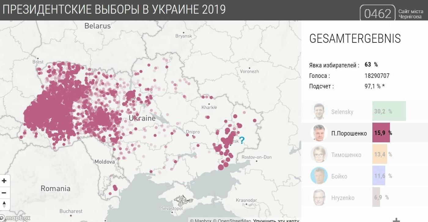 У яких районах Чернігова найбільше голосували за кожного з кандидатів, фото-12