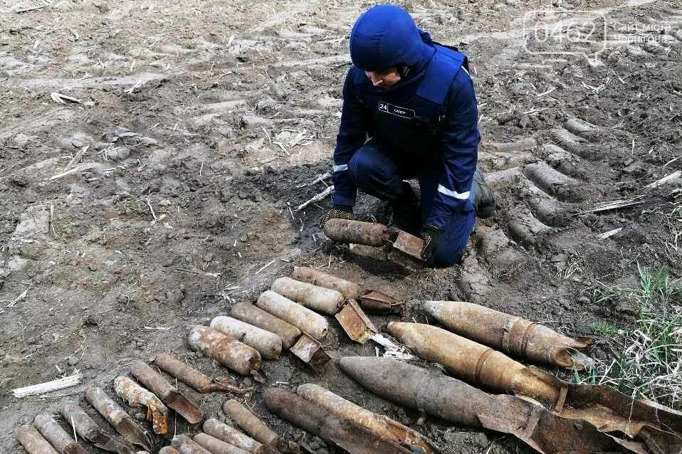 Мини-склад боеприпасов времен Второй мировой войны обнаружили на Черниговщине, фото-3