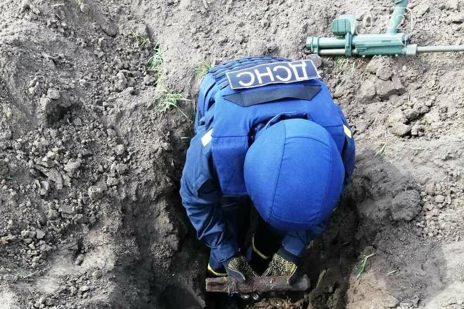 Мини-склад боеприпасов времен Второй мировой войны обнаружили на Черниговщине, фото-2