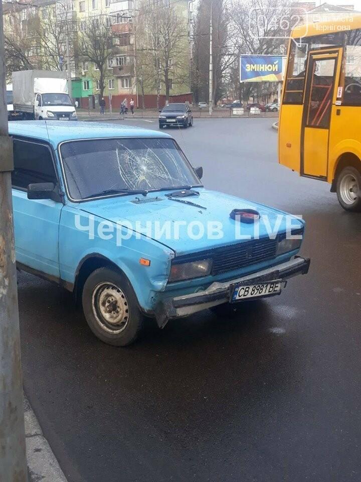 """Чоловік, якого збили на """"Кругу"""" у Чернігові, помер, фото-3"""