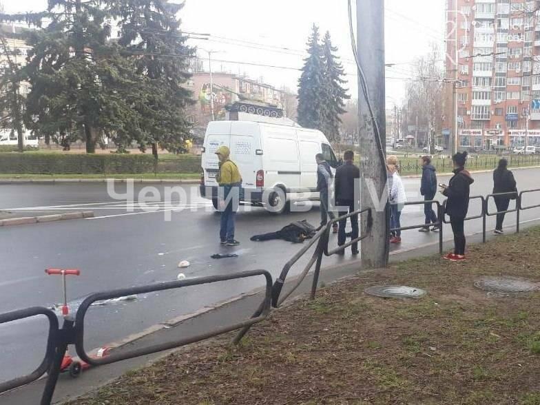"""Чоловік, якого збили на """"Кругу"""" у Чернігові, помер, фото-1"""
