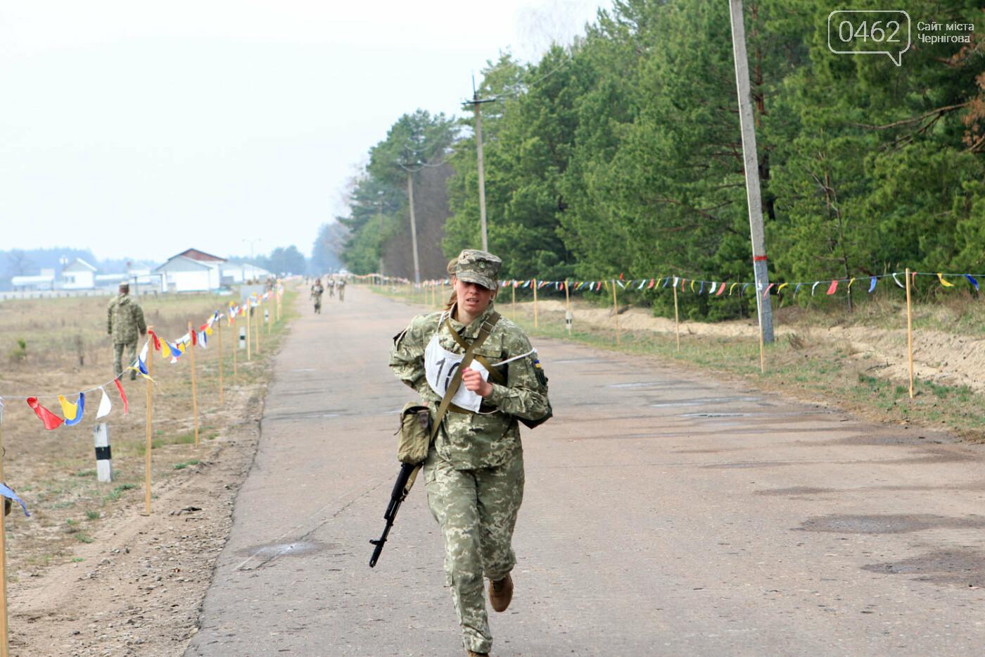 У Гончарівському змагалися військові, фото-5