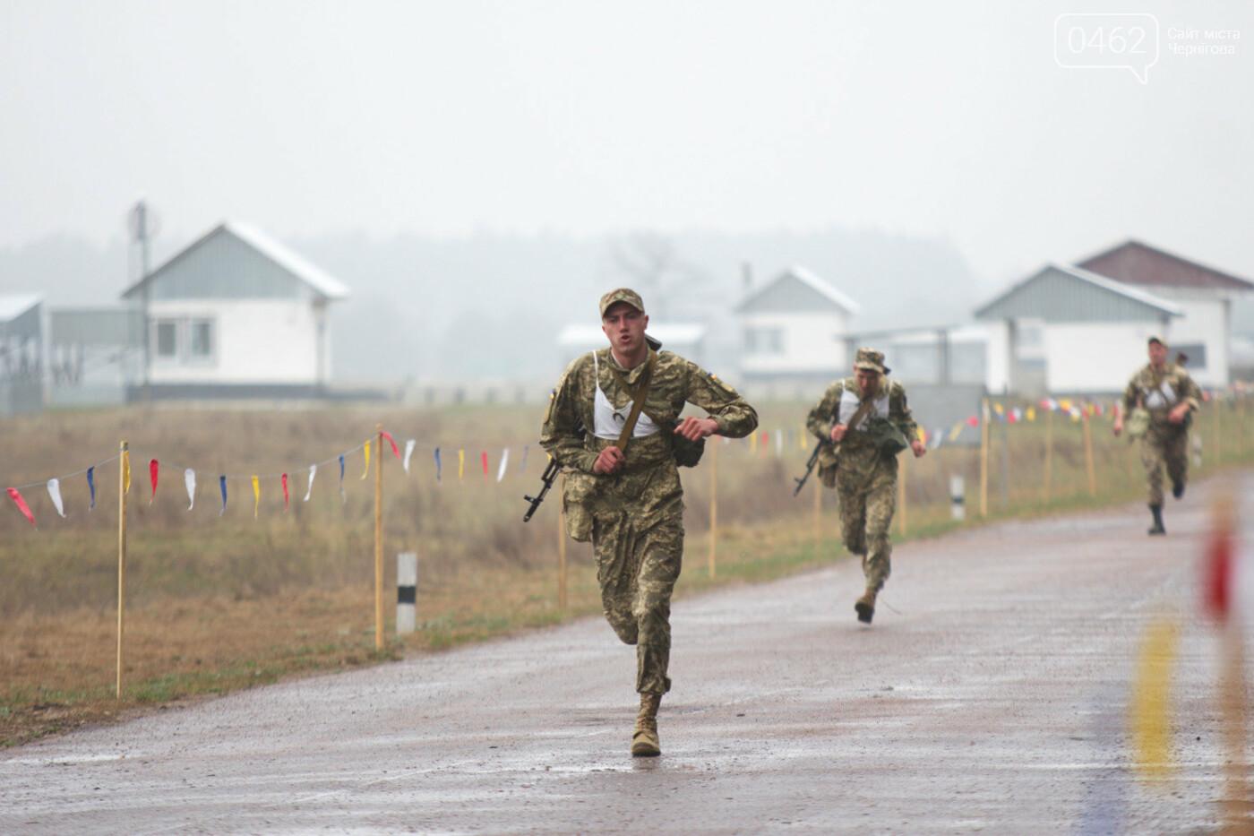 У Гончарівському змагалися військові, фото-6