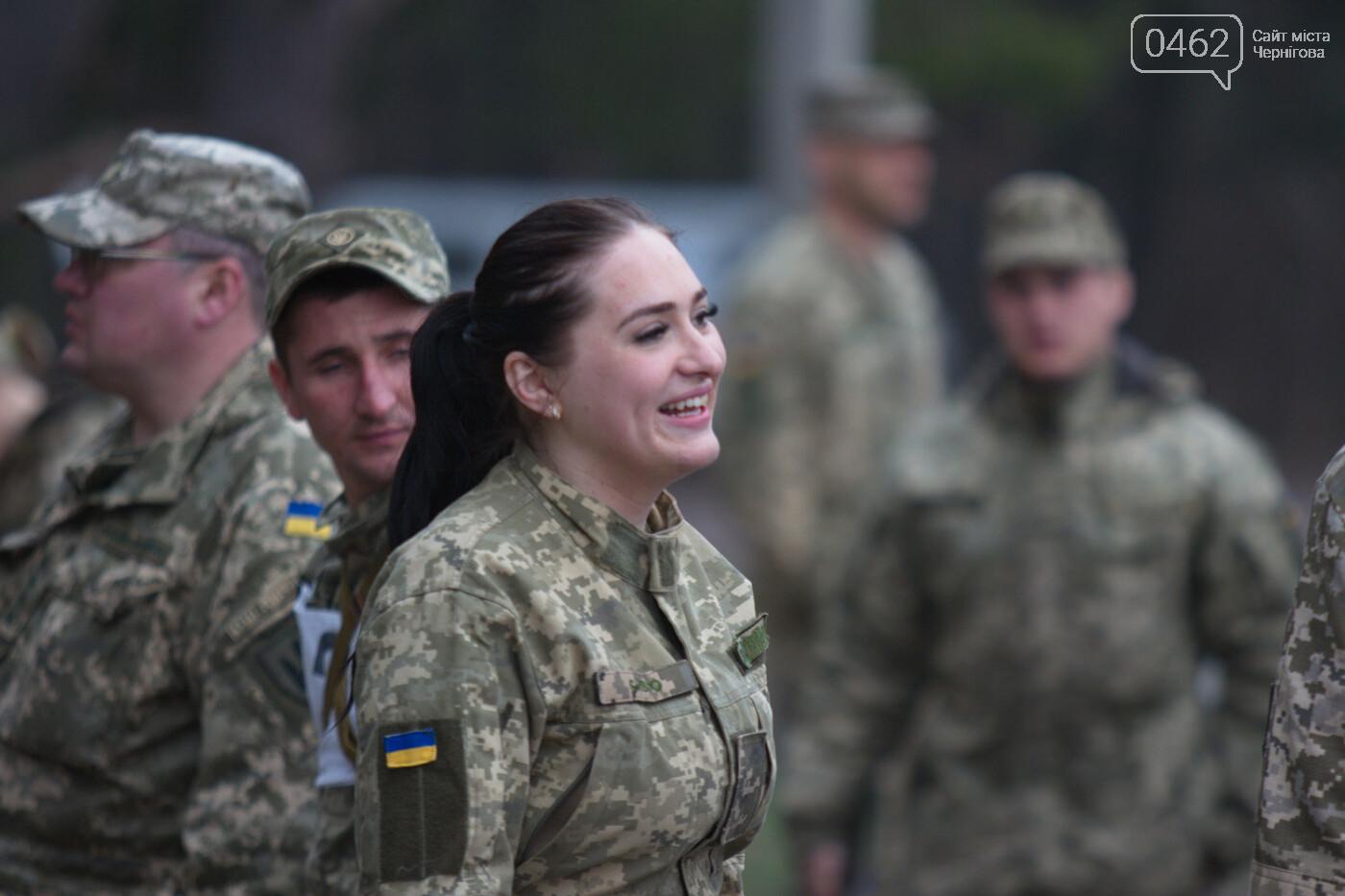 У Гончарівському змагалися військові, фото-7