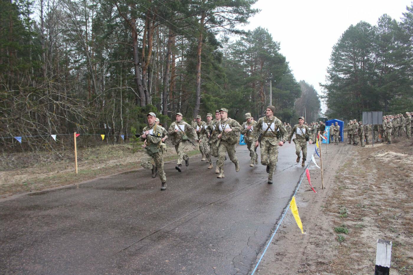 У Гончарівському змагалися військові, фото-3