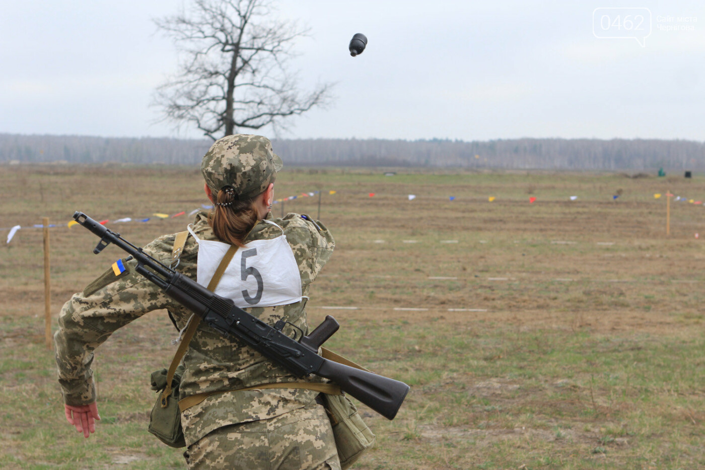У Гончарівському змагалися військові, фото-8