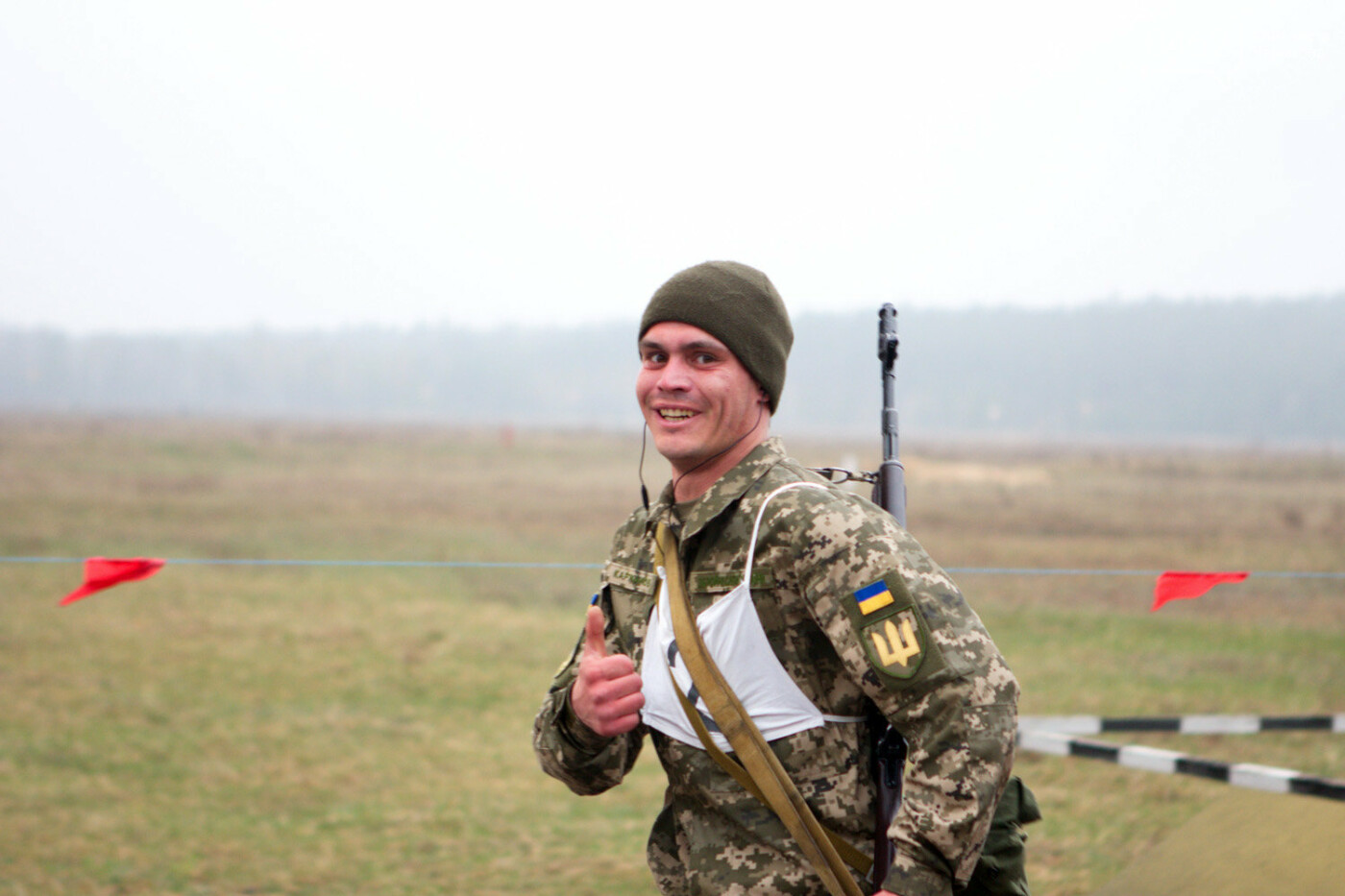 У Гончарівському змагалися військові, фото-13
