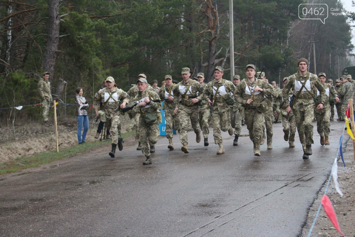 У Гончарівському змагалися військові, фото-1