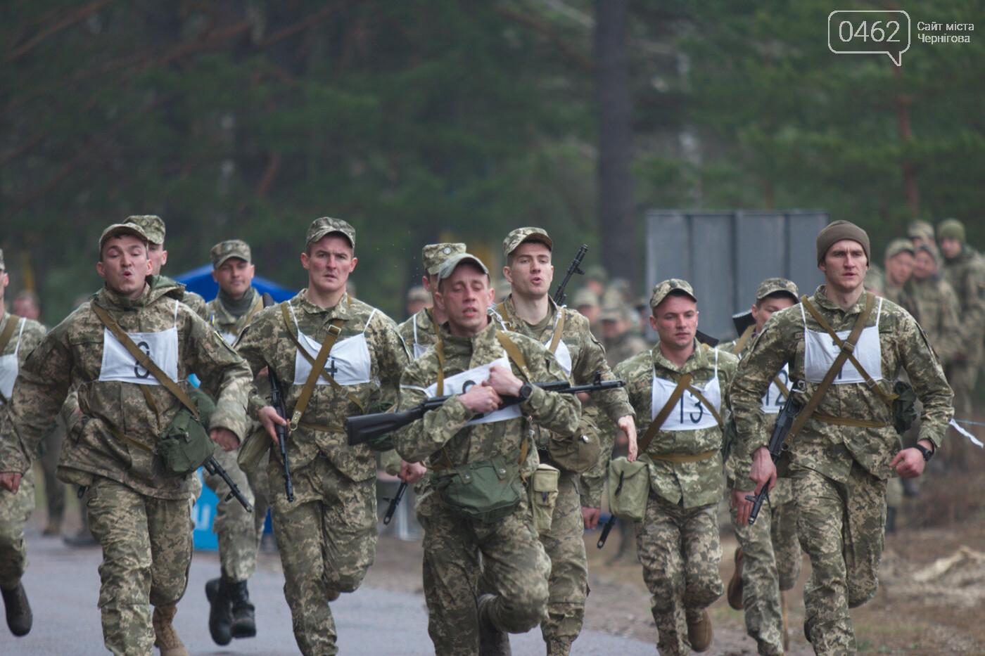 У Гончарівському змагалися військові, фото-2