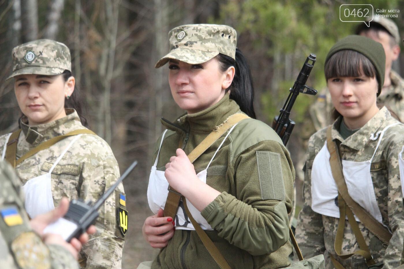 У Гончарівському змагалися військові, фото-4