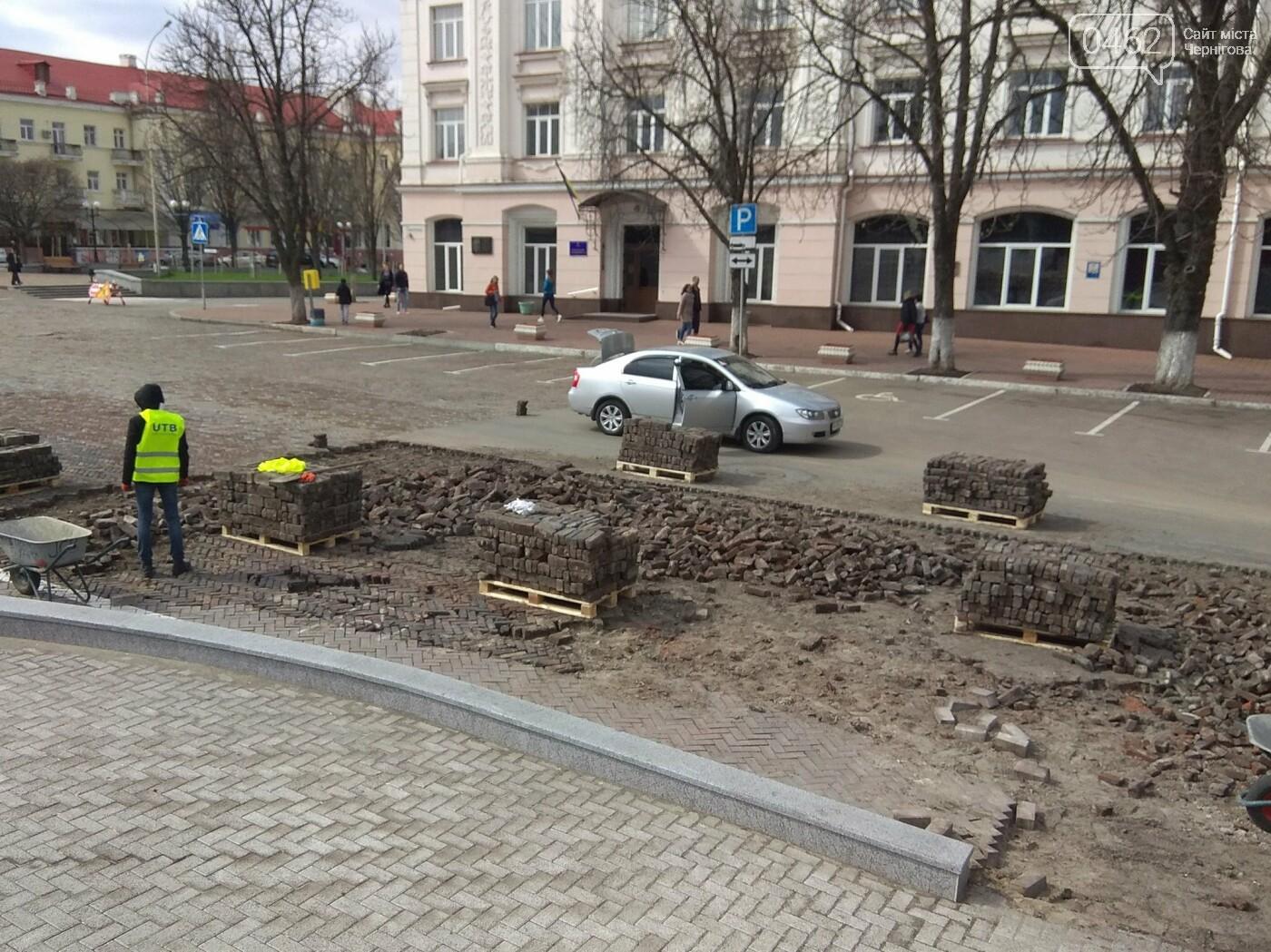 На Красній площі почали знімати клінкер, фото-1