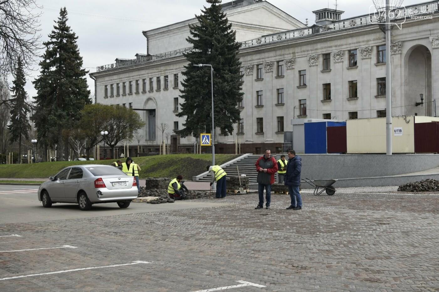 На Красній площі почали знімати клінкер, фото-2