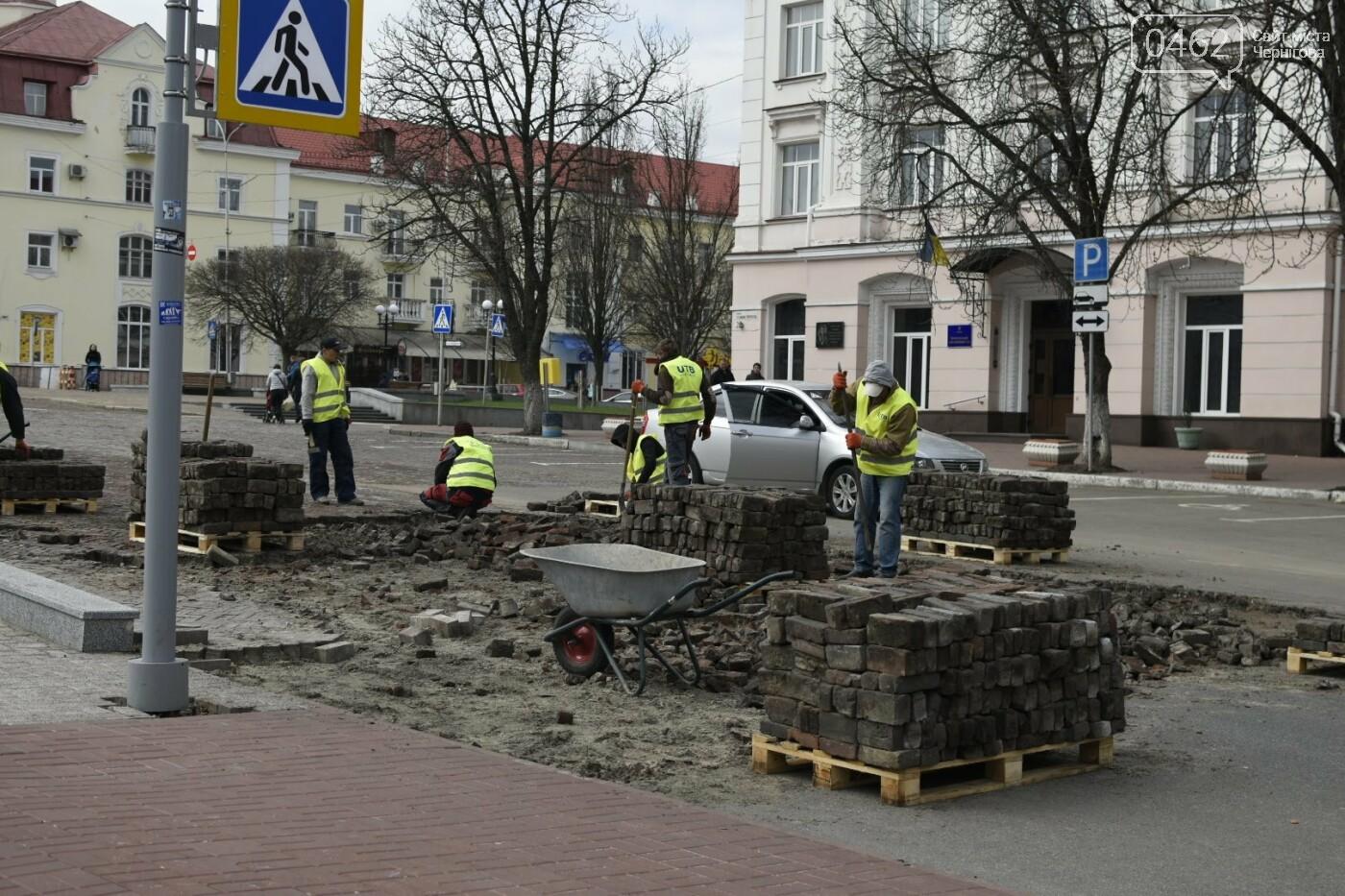 На Красній площі почали знімати клінкер, фото-7