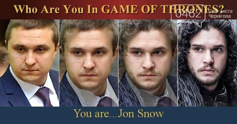 Игра престолов. На каких персонажей сериала похожи черниговские политики и чиновники , фото-8