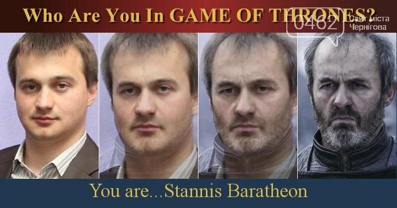 Игра престолов. На каких персонажей сериала похожи черниговские политики и чиновники , фото-1
