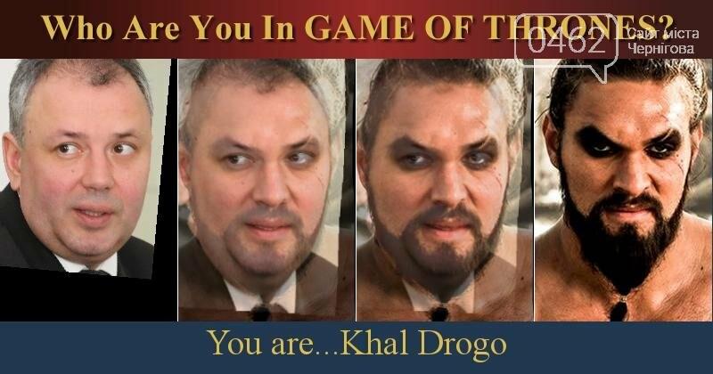 Игра престолов. На каких персонажей сериала похожи черниговские политики и чиновники , фото-6